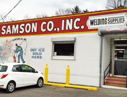 Samson Welding Supply Company Building